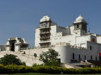 The Sajjan Garh (Monsoon Palace), Udaipur.